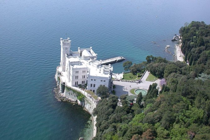 Panoramic Tour of Trieste and Miramare Castle, Trieste, ITALIA