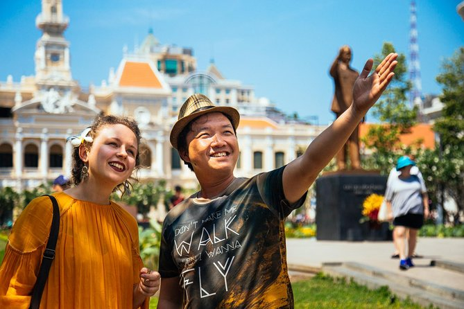 Withlocals Highlights & Hidden Gems™: Covid-19 Regulated PRIVATE Tour in HCMC, Ho Chi Minh, VIETNAM