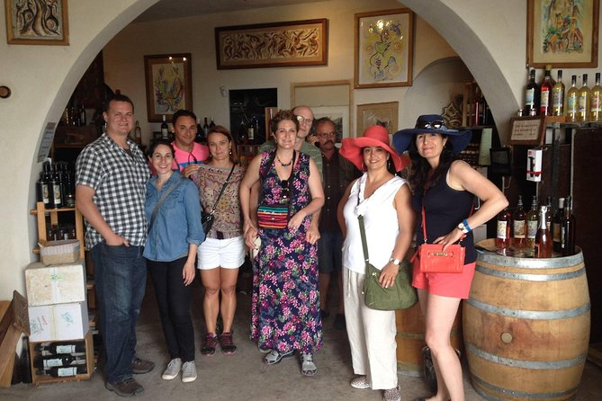Provence Wine Small Group Day Tour Tour from Nice with Tastings & Lunch, Niza, FRANCIA