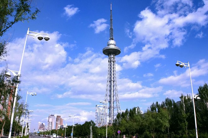 During this 3-hour private tour, you will visit Harbin Dragon Tower (Long Ta), the TV tower of Heilongjiang province and a landmark in Harbin city. This steel tower is 336 meters high, and it's an official member of World Tower Association since November 8, 2008. Moreover, you will visit thesky Tea House and Tower Museum. In addition, you will enjoy a interesting dining experience on the revolving restaurant of the tower, where you can overlook the entire Harbin city.