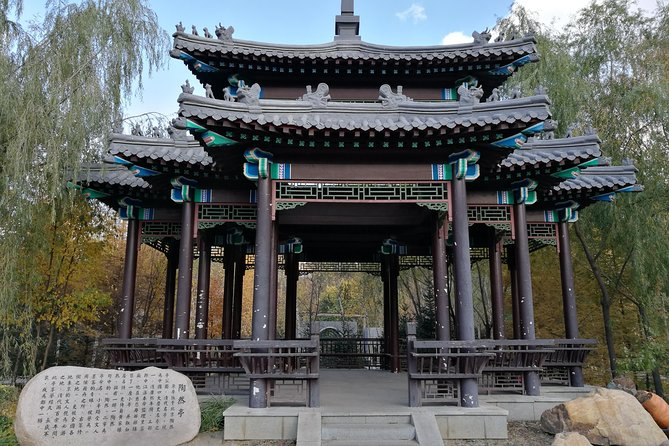 Harbin China's Pavilion Garden and Gogol Street Private Tour with Chunbing Lunch, Harbin, CHINA
