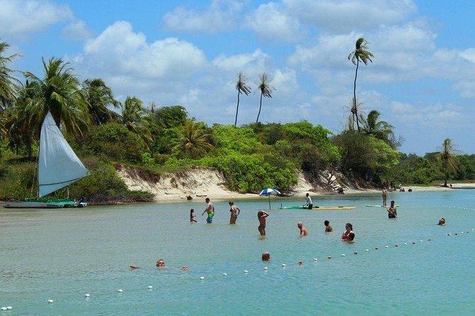 MÁS FOTOS, Barra do Cunhau from Natal