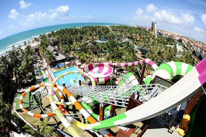 MÁS FOTOS, Traslado de Beach Park desde Fortaleza con un recorrido panorámico por la ciudad