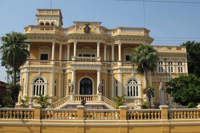 City Tour turístico por la ciudad de Manaos, Manaus, BRASIL