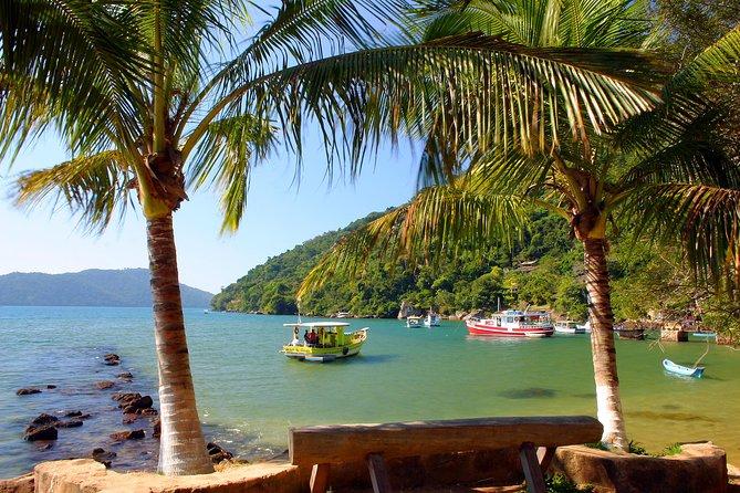 MÁS FOTOS, Excursion a playa solitaria y paseo por la selva tropical en Paraty