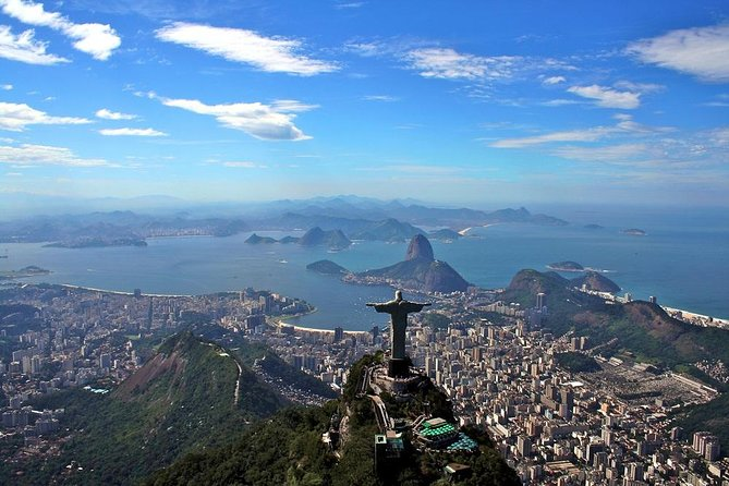 Enjoy a tour in Rio de Janeiro's most iconic attractions and visit Corcovado and Sugar Loaf on the same day and the best time for you. We will take your also to Santa Teresa with its unique charming architecture and to the famous Selaron Steps.
