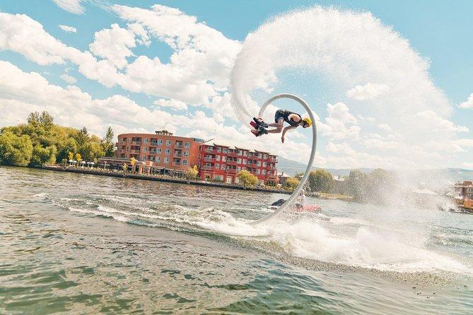 Okanagan Flyboard Experience Kelowna, Kelowna y Okanagan Valley, CANADA