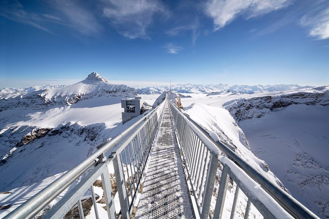MORE PHOTOS, Riviera Col du Pillon & Glacier 3000: High Level Experience Swiss Alps from Lausanne