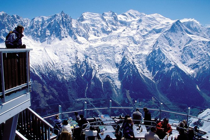 Independent Mont Blanc and Chamonix Half-Day Trip from Geneva, Ginebra, SUIZA