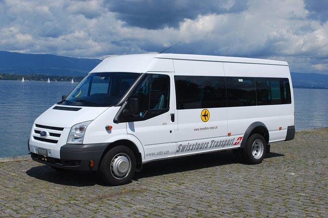 Traslado privado para salidas: del hotel de Ginebra o Chamonix al aeropuerto de Ginebra, Ginebra, SUIZA