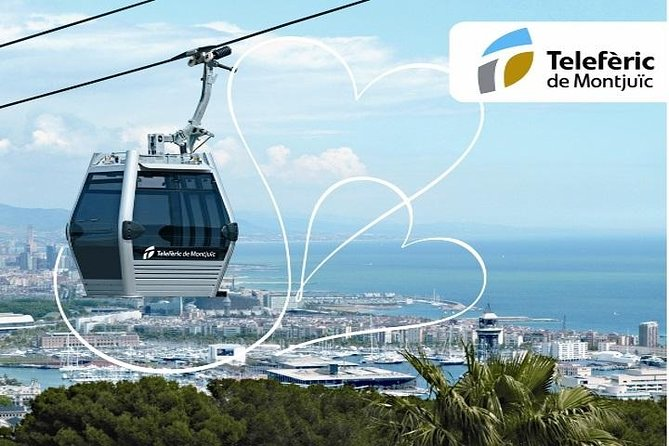 Hop on board the Montjuïc cable car and enjoy breathtaking views of the city and the sea from the castle. With brand-new cabins that can seat up to eight people, this is the ideal way to enjoy Barcelona's green lung with the family