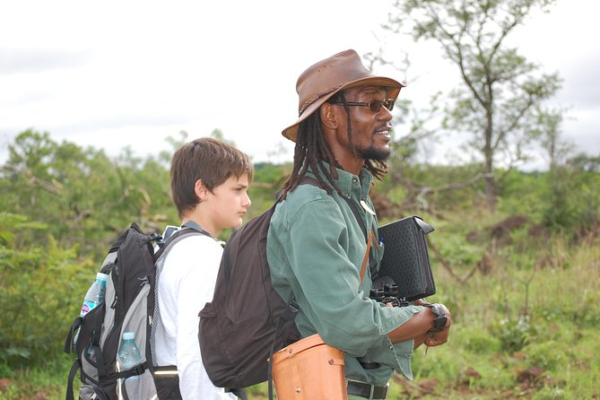Half-Day Nature Walk in Mosi-oa-Tunya National Park from Livingstone, Livingstone, Zimbabwe
