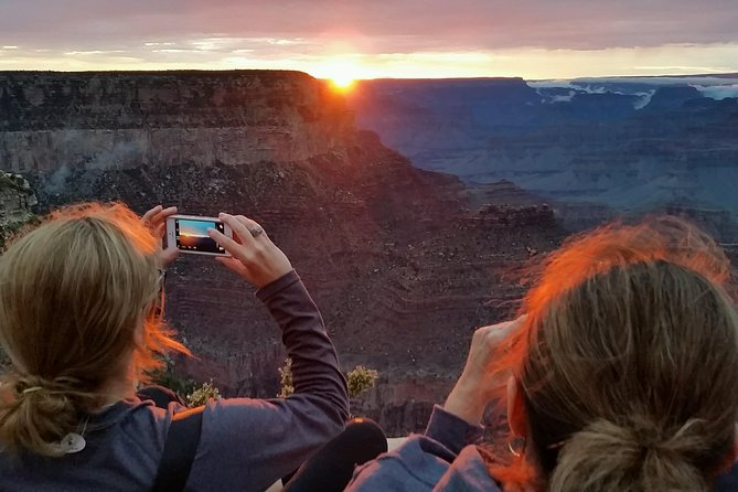 Come and see the amazing wonder of the world at sunset. Watch the colors and shadows change throughout the afternoon and then set the sky ablaze as the evening comes. This breathtaking excursion features outstanding overlook at the Grand Canyon along with complimentary dinner. You will also have the opportunity to visit to a historic Navajo trading post.