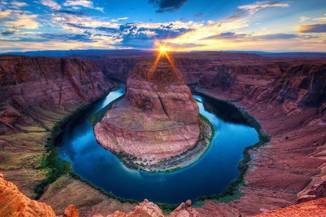 Antelope Slot Canyon and Horseshoe Bend Day Tour from Sedona, Sedona y Flagstaff, AZ, ESTADOS UNIDOS