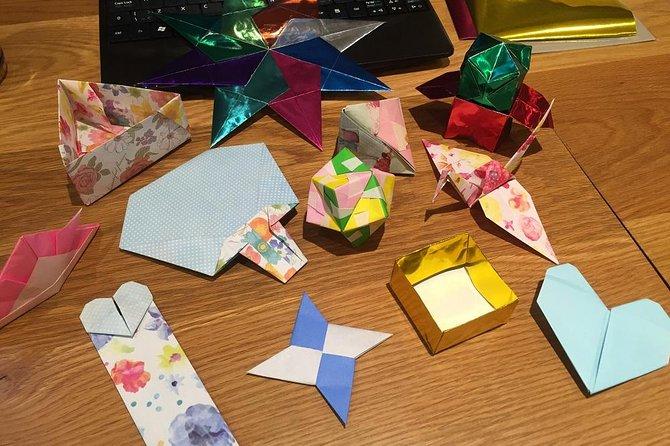 Origami Class in Nagoya, Nagoya, JAPON