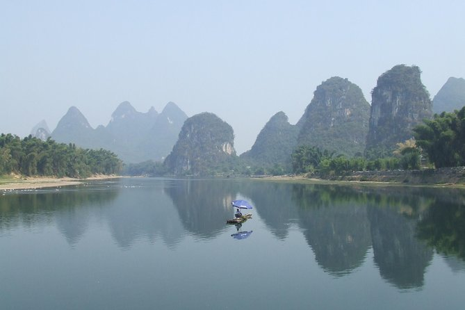 Discover spectacular large-scale age-old  terraced rice fields of Longji on the high mountain  in Longsheng county, and spend 4 hours' Li River cruise to take in the river's breathtaking karst topography between the Guilin and Yangshuo on its 63 kilometrs' waterway. <br><br>This private package  tour includes<br>* 2 full days' highlight activities <br>* 3 night accomodations ( west-style breakfast included) <br>* Private van and guide<br>* Private transportation between hotel and airport (or railway station)<br>* Guilin Universal Hotel is a Macao-invested international chain hotel, located in the epicenter of Guilin old town and very close by the shopping pedestrian street and City Square. It is convenient to see different parks and river view by foot.