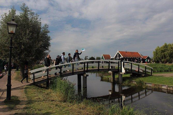 Recorrido en autobús hasta el pueblo de molinos de viento Zaanse Schans desde Ámsterdam, Amsterdam, HOLANDA