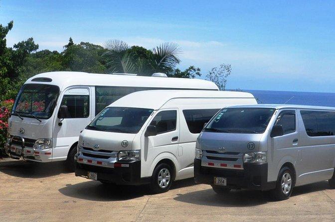 One-Way Private Transfer: Quepos or Manuel Antonio to San José, Quepos, COSTA RICA