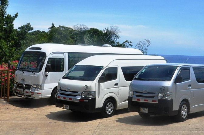 One-Way Private Transfer from Quepos - Manuel Antonio to La Fortuna, Quepos, COSTA RICA