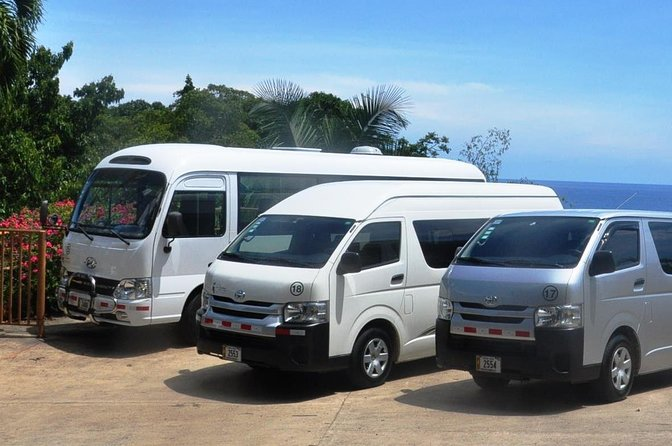 One-Way Private Transfer from Quepos - Manuel Antonio to Monteverde, Quepos, COSTA RICA