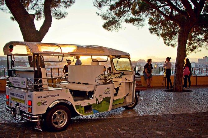MÁS FOTOS, Lisbon: 1-Hour City Tour on a Private Tuk