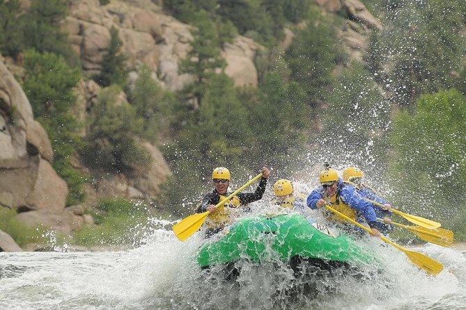 Browns Canyon National Monument Whitewater Rafting, Buena Vista, CO, ESTADOS UNIDOS