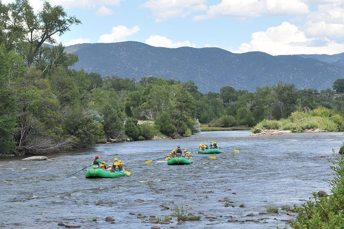Lower Browns Canyon Mildwater Float Trip, Buena Vista, CO, ESTADOS UNIDOS