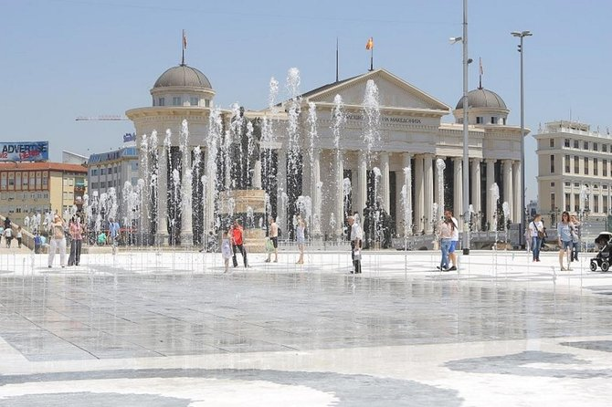 Discover the Macedonian capital of Skopje on this 2-hour walking tour. In a small group of no more than 12, follow your guide through the city center, the main square, Old Town, and the Old Bazaar. See the former home of Mother Teresa and hear stories of Macedonia's struggles and its heroes.