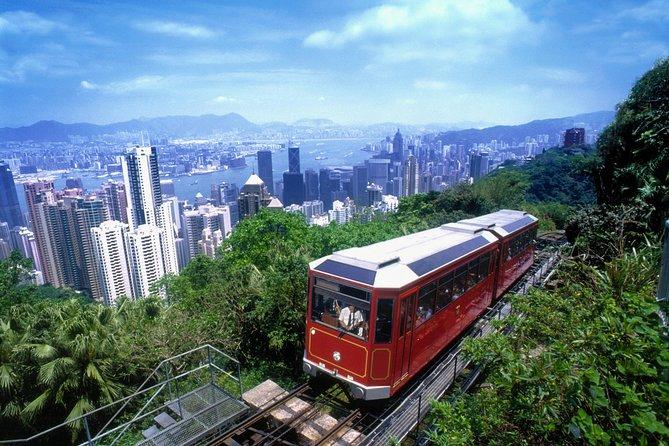 MÁS FOTOS, Peak Tram Sky Pass: Tram Ticket, Hong Kong Sky Tour and Sky Terrace 428 Entry