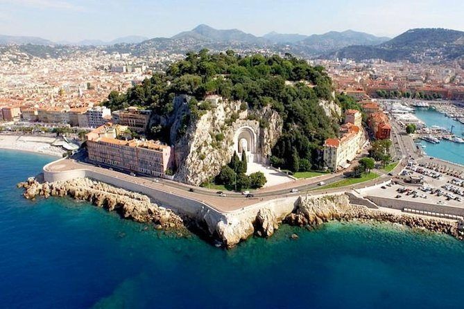 Capital city of the French Riviera Nice and the wine tour (from Cannes), Cannes, FRANCIA