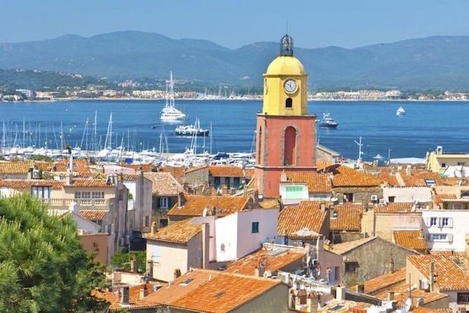 Full Day Private Sightseeing Tour of Saint-Tropez and Saint Maxim from Cannes, Cannes, FRANCIA