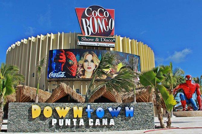 Entrada a Coco Bongo en Punta Cana, Punta de Cana, REPUBLICA DOMINICANA