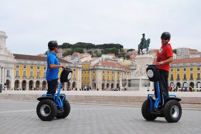 MÁS FOTOS, Lisbon 2-Hour Private Segway Cultural Tour with Local Guide
