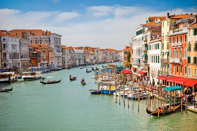 If it's your first time in Venice, see all the highlights of this magical city on a combination walking tour of Venice's narrow streets and a boat tour on the Grand Canal. From Piazza San Marco (St Mark's Square) to the Rialto Bridge, your informative guide will offer historical perspectives on this fascinating medieval city. Plus, you'll skip the long lines at St Mark's Basilica – there's no need to waste time waiting in lines when you're on vacation!
