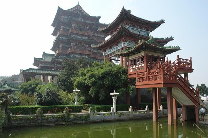 Independent travelers will love the flexibility of this private all-inclusive day tour. Skip the crowds and avoid the lines at the top attractions in Nanchang by having entrance fees organized for you. You'll save time and travel in a private vehicle to Tengwang pavilion, Shenjin Tower, and Bayi Square. This is a great tour for those who want to see some of Nanchang's top city attractions.