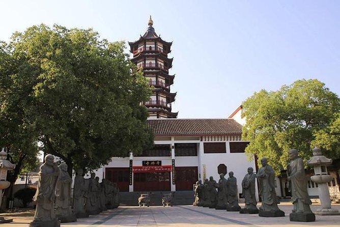 Private Nanchang Day Tour: Tengwang Pavilion, Bayi Square and Shenjing Tower, Nanchang, CHINA