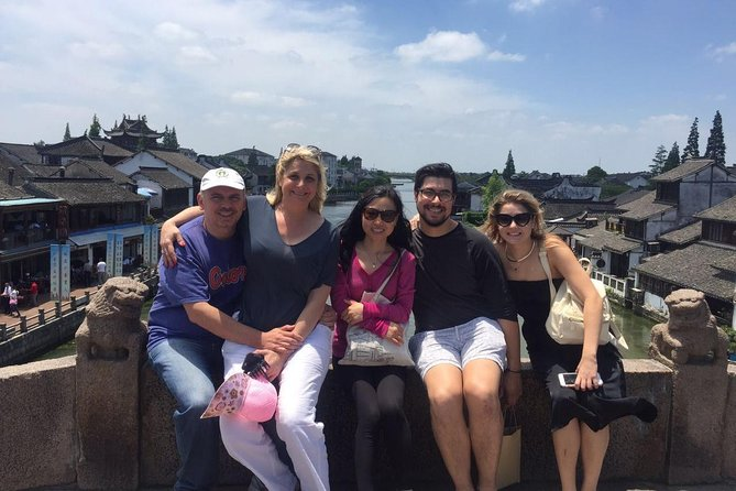 Private Half Day Tour: Zhujiajiao Ancient Water Town with Local Delicacies, Shanghai, CHINA