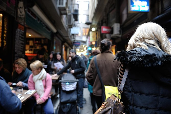 Immerse yourself in Melbourne culture on a 2.5-hour walking tour of the city's charming laneways with a guide, who provides local insight and tips. You'll stroll past a selection of hidden shops and galleries and cool cafes, stopping during the tour for a macaron and coffee tasting. Tour is limited to 10 people to provide a small-group experience.