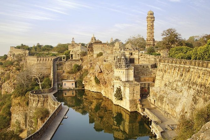 Book tickets in advance to avoid waiting in long lines. Enjoy a hassle-free visit to the Chittorgarh Fort in Chittorgarh. Upgrade your tour to include optional guided tours and Transfers.