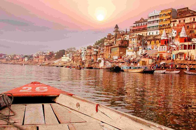 Enjoy Full Day Private cultural tour to explore the picturesque city, Varanasi, the holy city of India is also known as one of the popular tourist destinations that boost tourism in India. Varanasi is famous for its rich culture that is carried on for centuries and followed by generations, visit Chaukhandi Stupa, Dhamek Stupa, and Sarnath Museum Explore Kashi Vishwanath Temple, Manas Mandir, Banaras Ghats, Assi Ghat, Dasaswamedh Ghat, Manikarnika Ghat, Banaras Hindu University, Golden Temple (Kashi Vishwanath), Monkey Temple (Durga Temple). Enjoy also the boat ride at holy river Ganga and get a whole new feeling and ultimate touring experience by taking a full day trip to Varanasi.<br><br>This is a Private Trip . English Speaking Tour will be Provided.