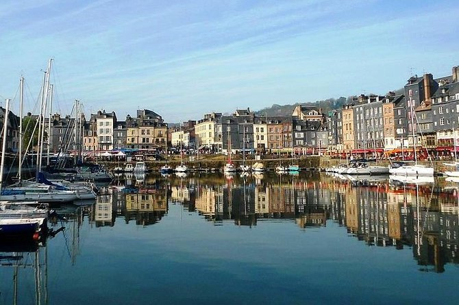 Full Day Private Tour of Historical Normandy American Sites from Honfleur harbor, ,