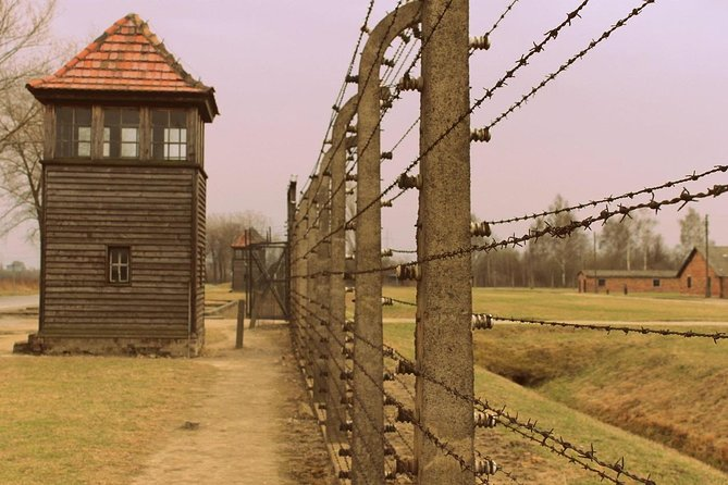 - Tickets to the Auschwitz-Birkenau Museum included<br>- Pick up dropp-off from your hotel/apartment<br>- Skip the line in Auschwitz<br>- Lunch included<br>- Highly experienced touroperator specializing in Holocaust, WWII, Jewish-related tours