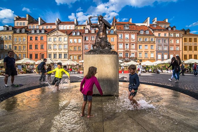 Warsaw Private Tour from Lodz with Lunch, Lodz, POLONIA