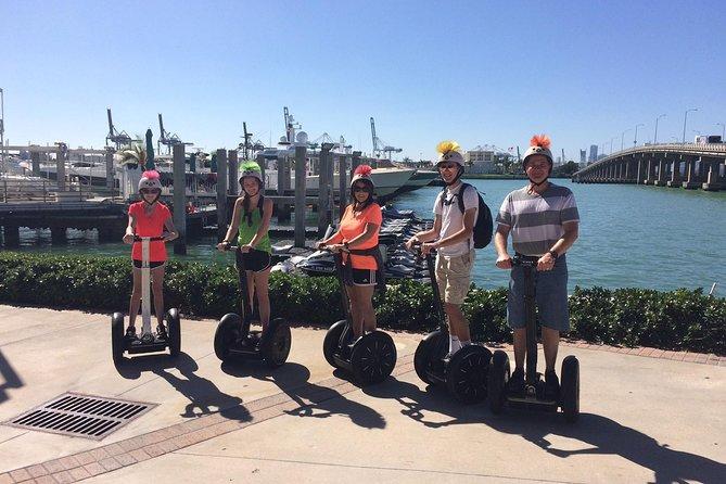 South Beach Segway Tour, Miami, FL, UNITED STATES