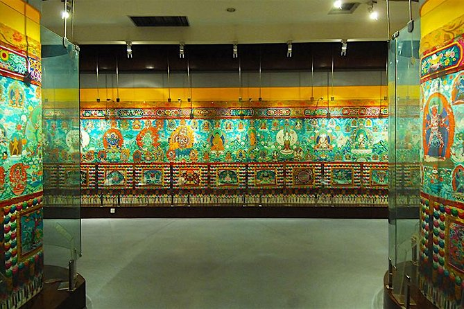 Discover Tibetan culture and medicine by taking a tour of Xining's famous Tibetan Medicine Culture Museum in the company of a knowledgeable guide. Then, enjoy panoramic views of Xining and visit a monastery while hiking in the northern mountains. This versatile 4-hour guided tour includes transportation to and from all attractions.