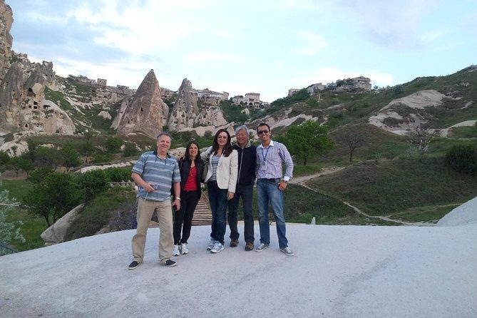 Excursão particular: destaques da Capadócia com o Castelo de Uchisar, Goreme, TURQUIA