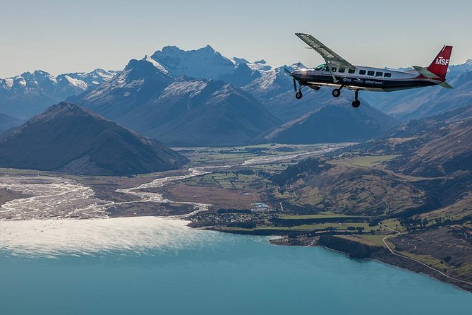 Experience the perfect combination of a scenic coach ride to Milford Sound, a two hour cruise on the spectacular fiord and then top the day off with a flight over an untouched mountain wilderness back to Queenstown.