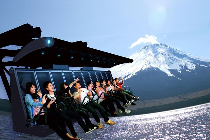 1-Day Mt Fuji Bus Tour with 4-D Mt.Fuji movie Ride and Ninja Experience, Tokyo, JAPON