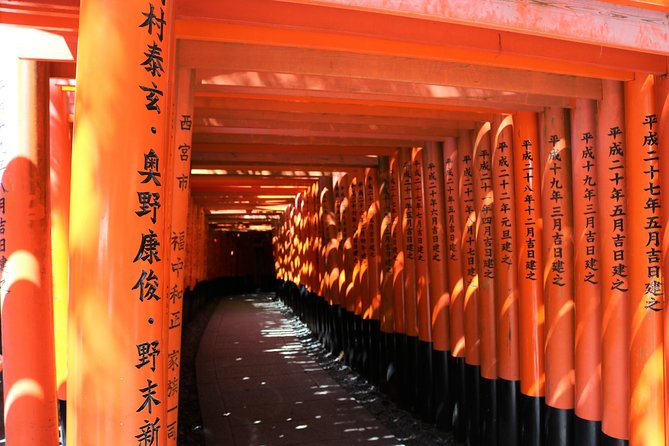 Discover the World Heritage-listed Kyoto and visit the must-see sights in a day! Travel on an air-conditioned coachon this 9 to 11-hour tour and get the chance to visit, <br><br>Kiyomizu-Dera temple, <br><br>Sanju-san-gen-do Temple, <br><br>Fushimi Inari Taisha Shrine -Senbon Torii-, <br><br>Arashiyama and more.
