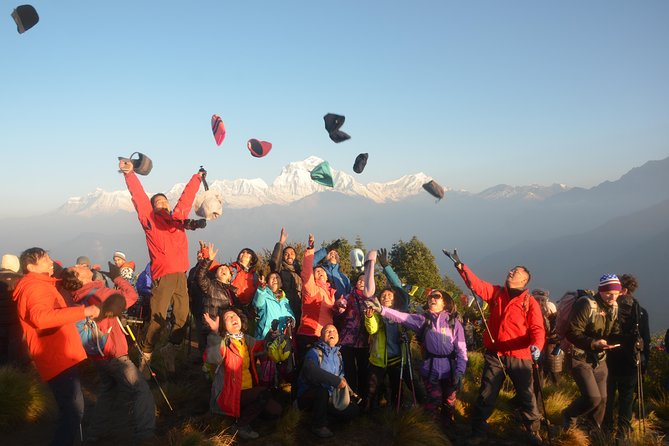 Annapurna Poon Hill Trek Package in Nepal Himalayas, Katmandu, NEPAL